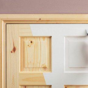 Деревянная дверь своими руками: пошаговое описание как сделать и советы профессиональных столяров (75 фото + видео)
