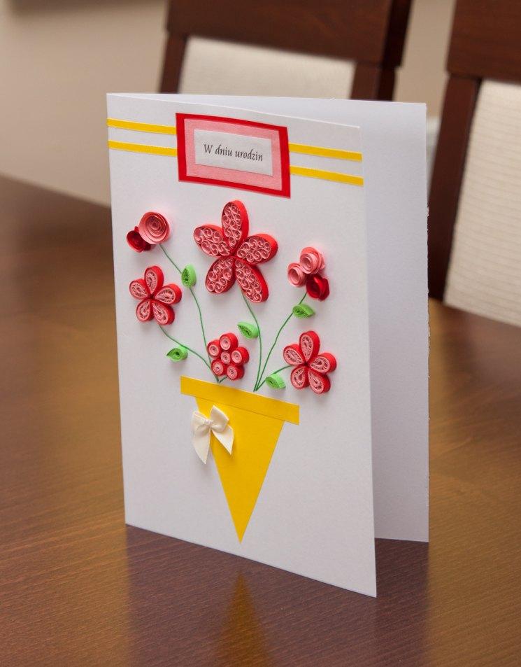 Фото открыток своими руками для мамы