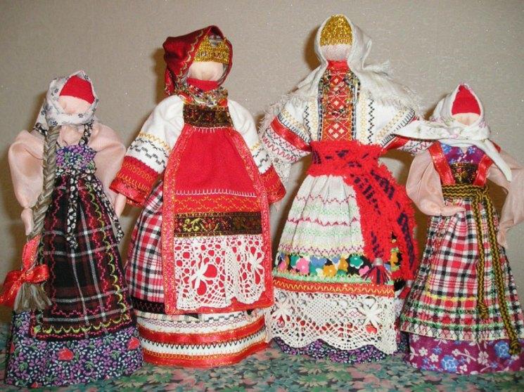 Выкройки кукол своими руками