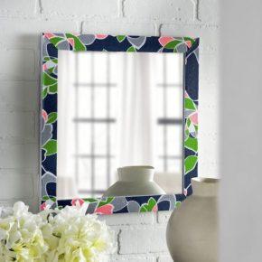 Рамка для зеркала своими руками: обзор лучших идей и мастер-класс как сделать рамку для зеркал (100 фото и видео)