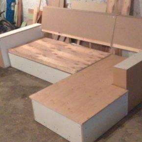 Ремонт дивана своими руками: пошаговое описание обновления перетяжки, ремонта и исправления дивана (95 фото)
