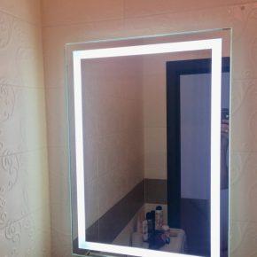 Зеркало с подсветкой своими руками: 90 фото как сделать самодельное гримерное зеркало