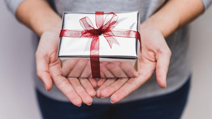 Быстрый подарок своими руками