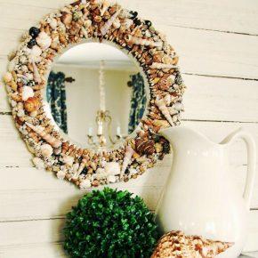 Как сделать зеркало своими руками? Зеркало из бронзы и стали, алюминия, фольги. Пошаговая инструкция с фото: выбор материала, обрезка, серебрение, нанесение защитного слоя