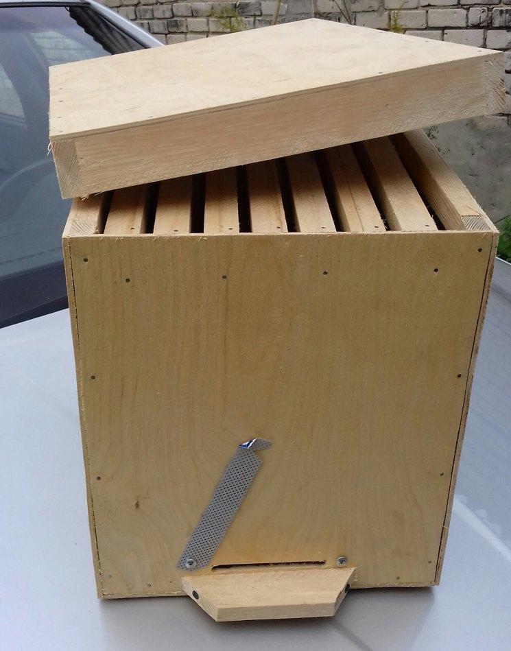 Картинки ловушек для пчел
