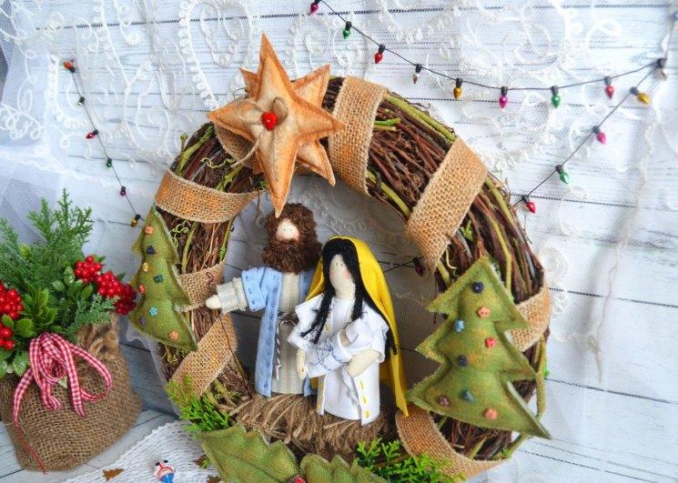 Поделки на Рождество