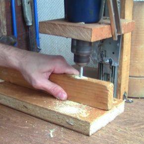 Стойка для дрели своими руками: как сделать станину и советы по выбору приспособления для дрелей (125 фото и видео)